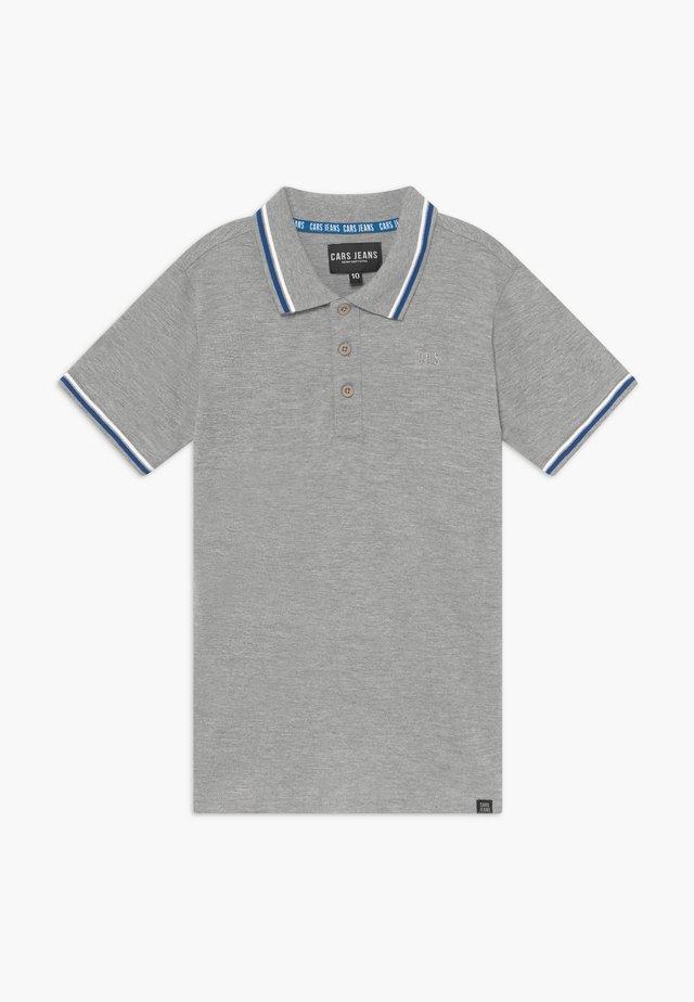 KIDS MONTEREY - Polo shirt - grey