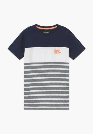 KIDS LETON - Camiseta estampada - navy