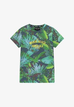 KIDS SANTITO - T-shirt print - dark blue