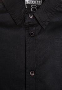 Cars Jeans - PRAZZA - Košile - black - 3