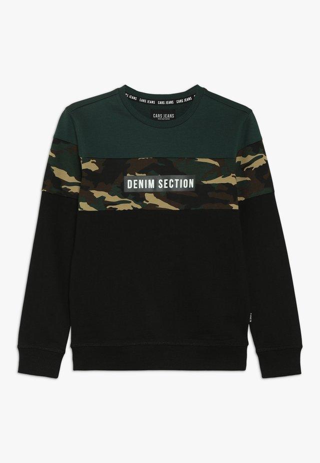 KIDS LUSOY - Sweatshirts - black