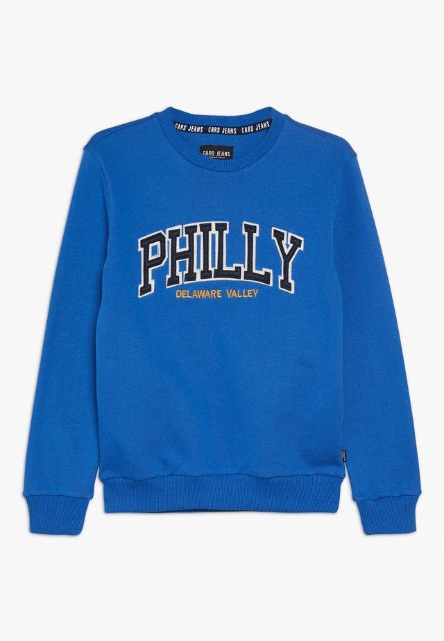 KIDS CLAPTON - Sweatshirt - kobalt