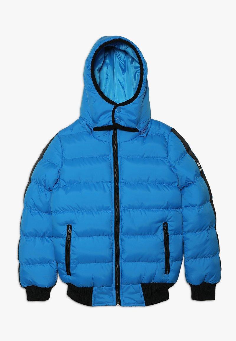 Cars Jeans - KIDS DROVER  - Zimní bunda - kobalt