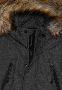 Cars Jeans - KIDS DEMPSEY  - Veste d'hiver - grey - 7