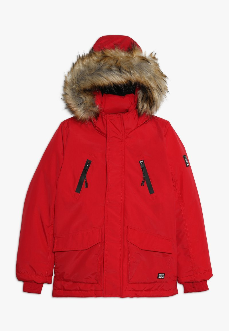 Cars Jeans - KIDS DEMPSEY  - Winterjas - red