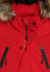 Cars Jeans - KIDS DEMPSEY  - Winterjas - red - 4