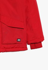 Cars Jeans - KIDS DEMPSEY  - Winterjas - red - 5