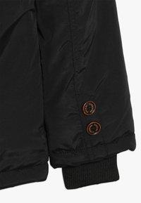 Cars Jeans - KIDS DEMPSEY  - Zimní bunda - black - 6