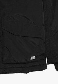 Cars Jeans - KIDS DEMPSEY  - Zimní bunda - black - 5