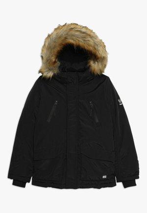 KIDS DEMPSEY  - Zimní bunda - black