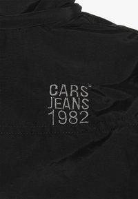 Cars Jeans - KIDS DEMPSEY  - Zimní bunda - black - 8