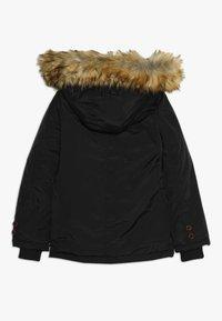 Cars Jeans - KIDS DEMPSEY  - Zimní bunda - black - 1