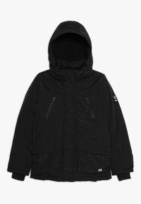 Cars Jeans - KIDS DEMPSEY  - Zimní bunda - black - 2