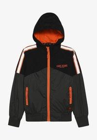 Cars Jeans - CONCA TASLON - Summer jacket - army - 3