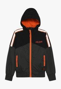 Cars Jeans - CONCA TASLON - Summer jacket - army - 0