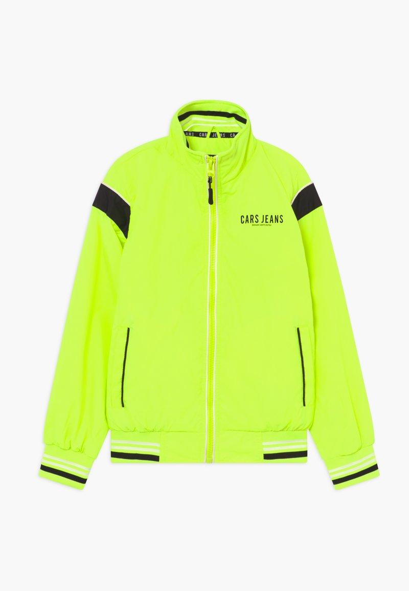 Cars Jeans - Veste mi-saison - neon yellow