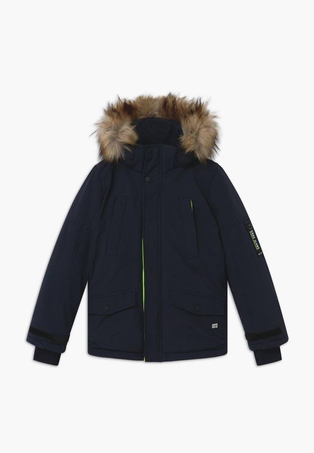 KIDS STORROW - Winter jacket - navy