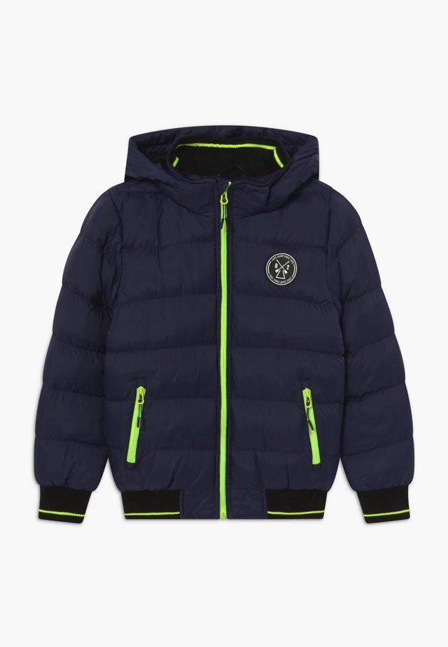 KIDS LENUX - Winter jacket - navy