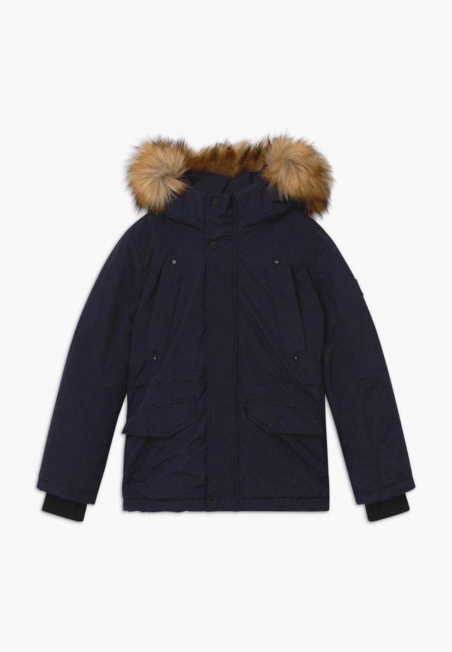 KIDS ZAGARE - Zimní kabát - navy