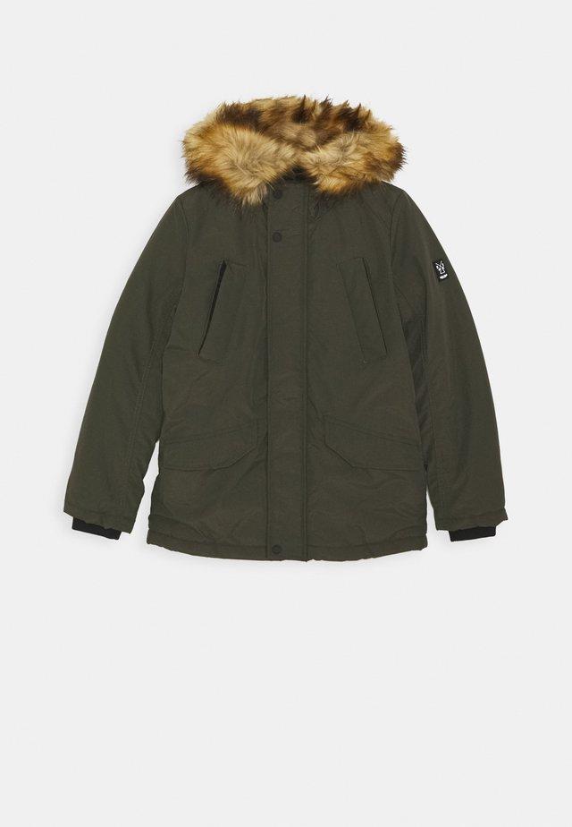 KIDS ZAGARE - Winter coat - army