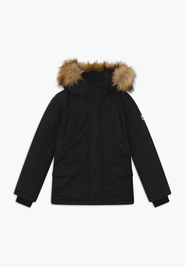 KIDS ZAGARE - Winter coat - black