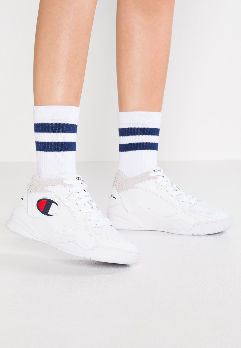 Champion - ZONE MID - High-top trainers - white