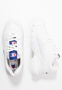 Champion - SHOE - Sneakersy niskie - white - 3