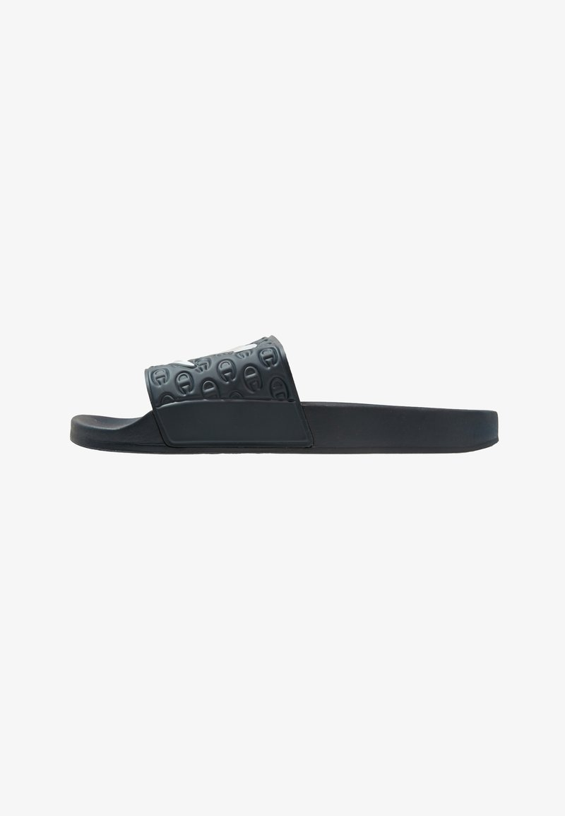 Champion - SLIDE MULTI LIDO - Sandaler - navy