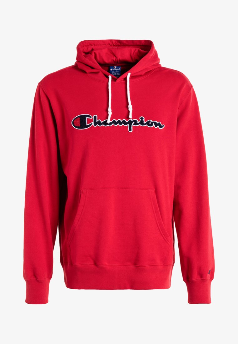 Champion - Hoodie - rio red