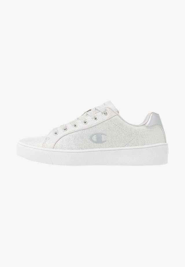LOW CUT SHOE ALEX GLITTER - Treningssko - offwhite