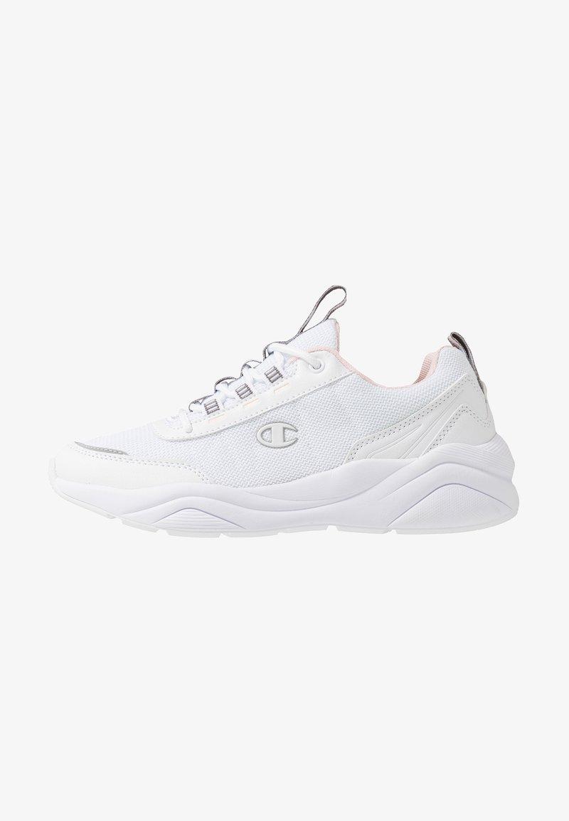 Champion - SHOE MENDEZ - Neutral running shoes - white