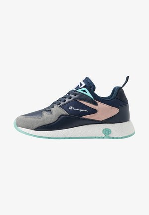 LOW CUT SHOE AUSTIN - Zapatillas de running neutras - navy