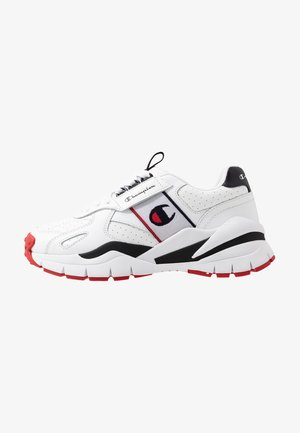 LOW CUT SHOE HONOR - Sports shoes - white