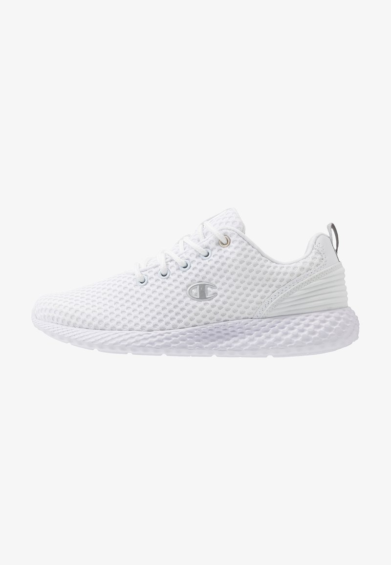 Champion - LOW CUT SHOE SPRINT - Neutral running shoes - white