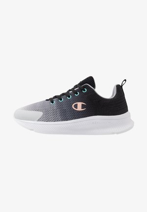 LOW CUT SHOE GALACTIC - Neutral running shoes - black