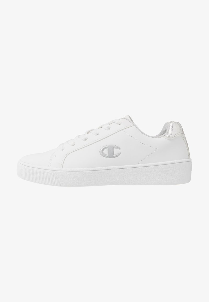 Champion - LOW CUT SHOE ALEX  - Obuwie treningowe - white/silver metallic