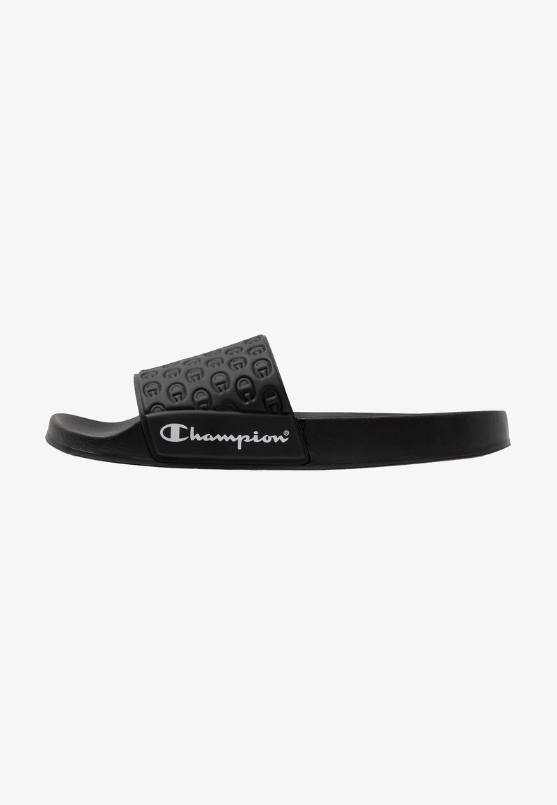 Champion - SLIDE PRIDE - Badsandaler - black