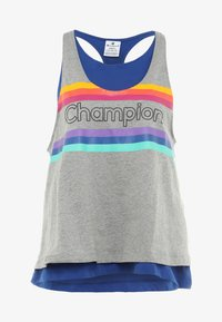 Champion - Top - blue/oxi grey melange - 5