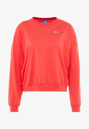 CREWNECK - T-shirt à manches longues - red