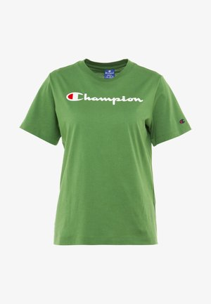 CREWNECK  - T-Shirt print - green