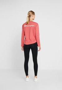Champion - LONG SLEEVE - Long sleeved top - red - 2