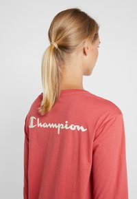 Champion - LONG SLEEVE - Long sleeved top - red - 4