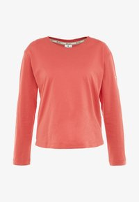 Champion - LONG SLEEVE - Long sleeved top - red - 5