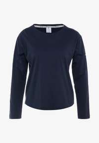 Champion - LONG SLEEVE - T-shirt à manches longues - dark blue - 4