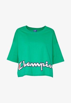 CREWNECK  - T-shirt z nadrukiem - mint