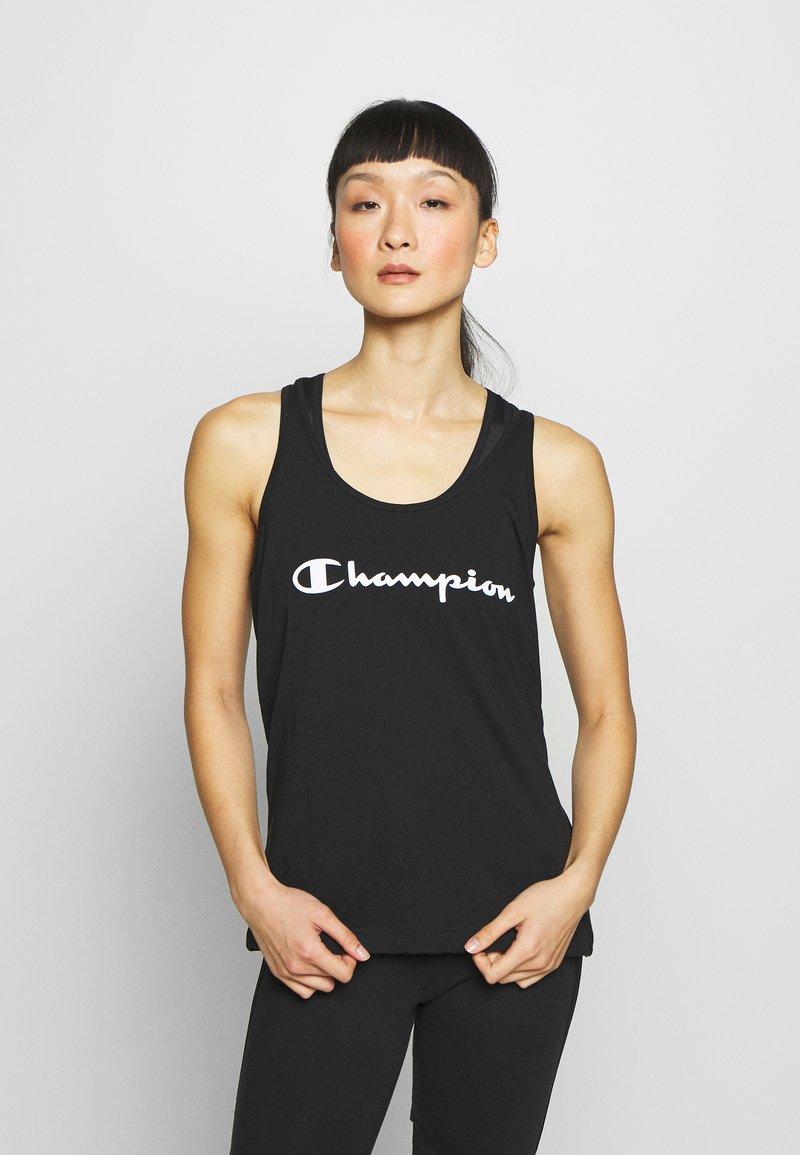 Champion - TANK - Top - black