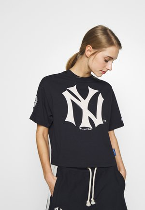MLB NEW YORK YANKEES CREWNECK  - Club wear - dark blue