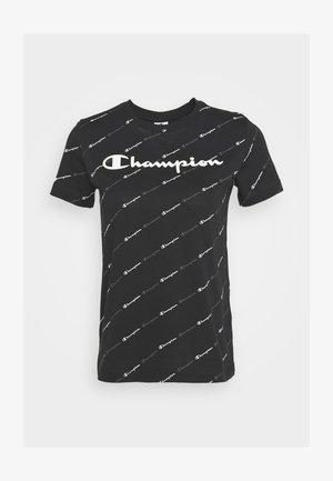 CREWNECK LEGACY - T-shirts med print - black
