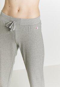 Champion - RIB CUFF PANTS - Pantalones deportivos - grey - 4