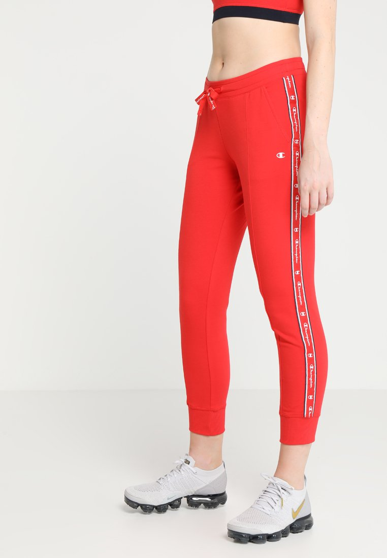 Champion - CUFF PANTS - Jogginghose - red